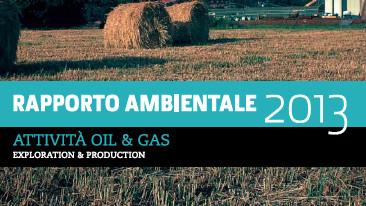 Oil&Gas: primo Rapporto Ambientale per Assomineraria