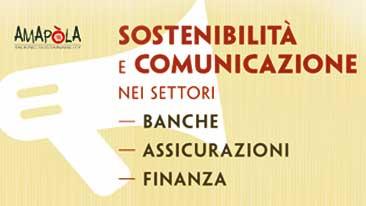 """La ricerca """"Sostenibilità e Comunicazione"""" di Amapola"""