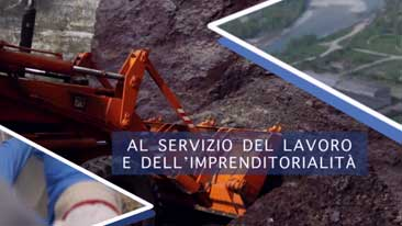 """Shared value"": Confindustria Alessandria in a video produced by Amapola"
