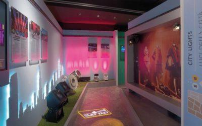 MOMS – Il museo della luce di Claypaky