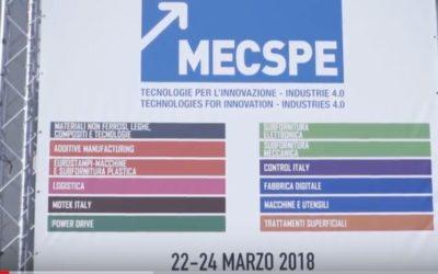 Amapola al MECSPE 2018. Sfide per aziende e per la comunicazione