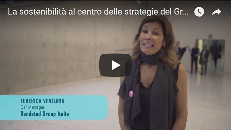 Talking CSR – La sostenibilità al centro delle strategie di Randstad Italia