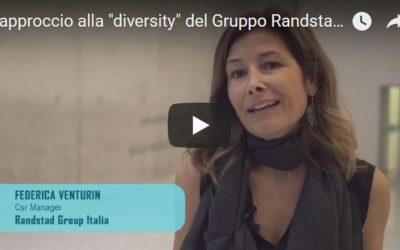 """Talking CSR – L'approccio alla """"diversity"""" di Randstad Italia"""