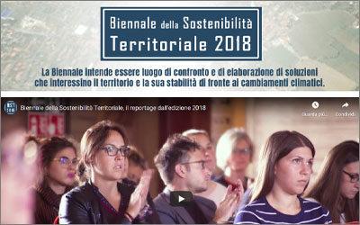 Amapola ha curato la comunicazione di Biennale della Sostenibilità Territoriale