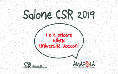Amapola al salone CSR IS 2019