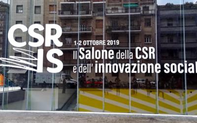 Grande successo del Salone CSR e Innovazione Sociale 2019!