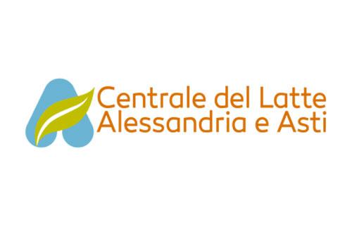 Centrale del Latte di Alessandria e Asti Logo