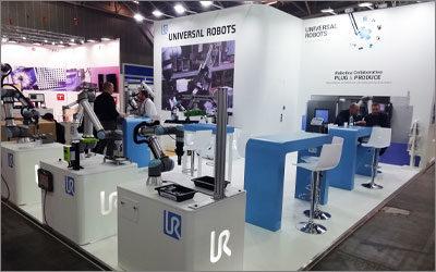 Universal Robots conferma Amapola come partner di comunicazione per il 2020