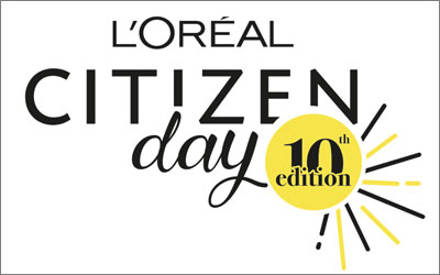 L'OREALCitizen Day