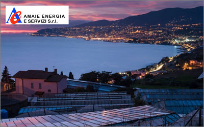 AMAIE Energia e ServiziThe Sanremo multiutility