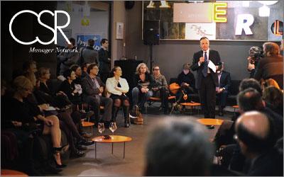 CSR Manager NetworkVideo storytelling