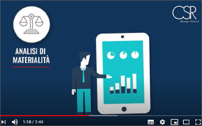 Sostenibilità ed Enterprise Risk Management: il video storytelling di Amapola per il CSR Manager Network
