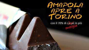 Amapola apre a Torino