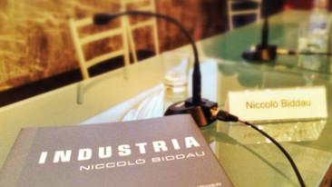 Industria & Storytelling, la nostra collaborazione per la mostra di Niccolò Biddau