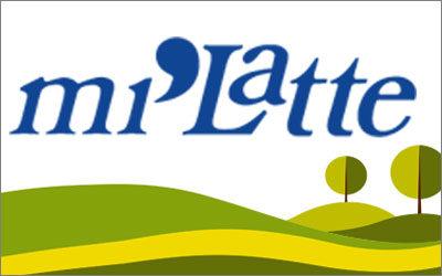 """Nuova identità di marca e packaging per lo storico marchio toscano """"mi' Latte""""  e al via una campagna di advertising in tutta la Versilia"""
