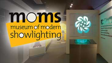 "Amapola ""accende"" il Museum of Modern Showlighting"