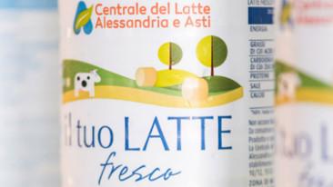 Centrale del Latte di Alessandria e Asti prosegue la collaborazione con Amapola:  on line iltuolatte.it