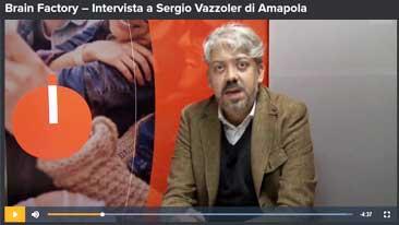 Amapola ospite della webtv Radio Gold