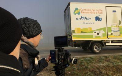 Centrale del Latte di Alessandria e Asti prosegue la collaborazione con Amapola:  iltuolatte.it è online: il viaggio del latte in una filiera cortissima.