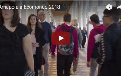 Il reportage di Amapola da Ecomondo