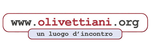 Partner di Amapola per la comunicazione d'impresa: Olivettiani