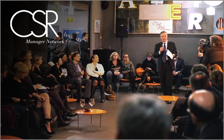 CSR Manager Network Video storytelling