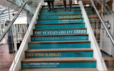 Amapola al fianco di L'Oréal italia per i progetti di sostenibilità 2020