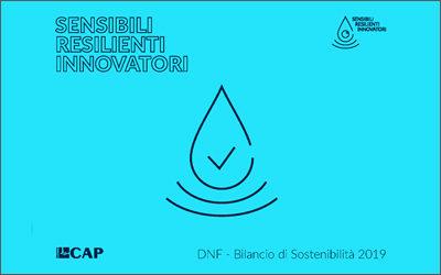 Gruppo CAP bilancio di sostenibilità 2019: lo storytelling di Amapola per mettere al centro gli stakeholder