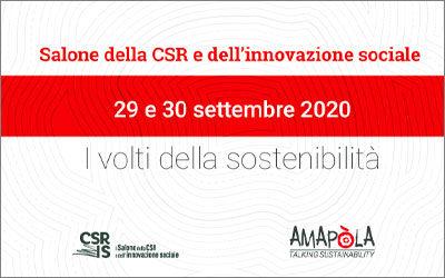 Salone #CSR IS 2020: Amapola presente!
