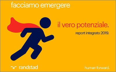 Report integrato 2019: Randstad Italia conferma la partnership con Amapola