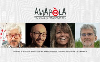 """Il 2020 di Amapola è un anno """"eccezionale"""":  nuovi soci, nuovi professionisti, nuovi clienti, nuovi uffici"""