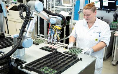 """Una """"Carta delle Idee"""" per sfruttare appieno le opportunità offerte della robotica collaborativa"""