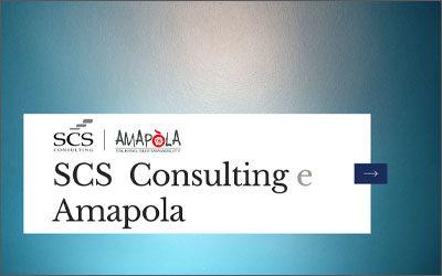 Amapola e SCS Consulting, insieme per accompagnare le imprese nel percorso di sostenibilità