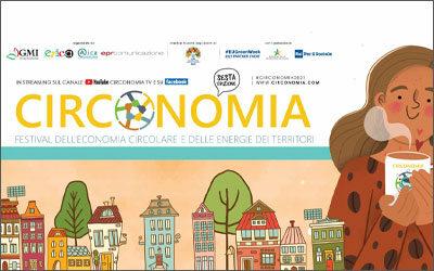 Circonomia 2021, focus su comportamenti e linguaggi circolari