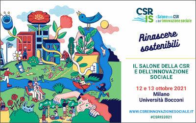 Il 12 e 13 ottobre torna il Salone della CSR: Amapola è presente!