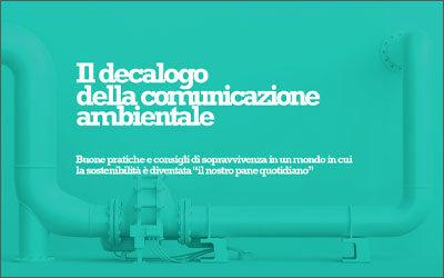 Il decalogo della comunicazione ambientale